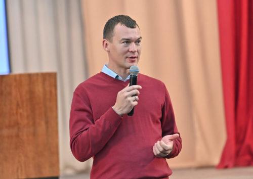 Наиболее острые проблемы Охотска будут решены при содействии краевых властей