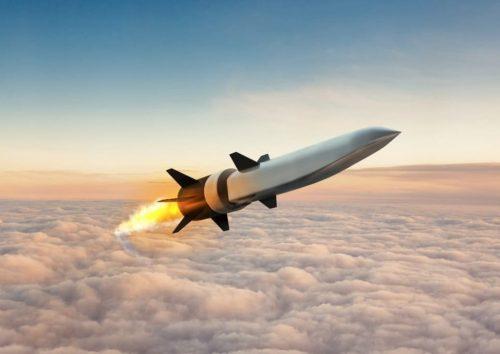 В США испытали гиперзвуковую ракету