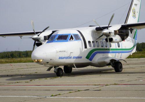 В Хабаровском крае растет спрос на внутрирегиональные авиаперевозки